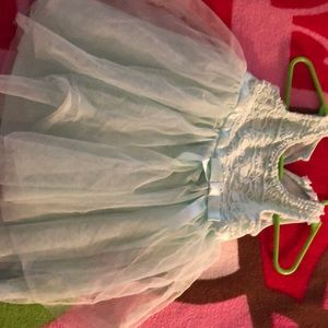 Teal Dress 18 months